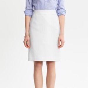 Theory Twill Skirt